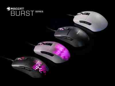 Roccat Burst Gaming mouse