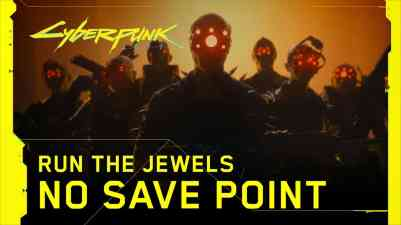 Run the Jewels No Save Point