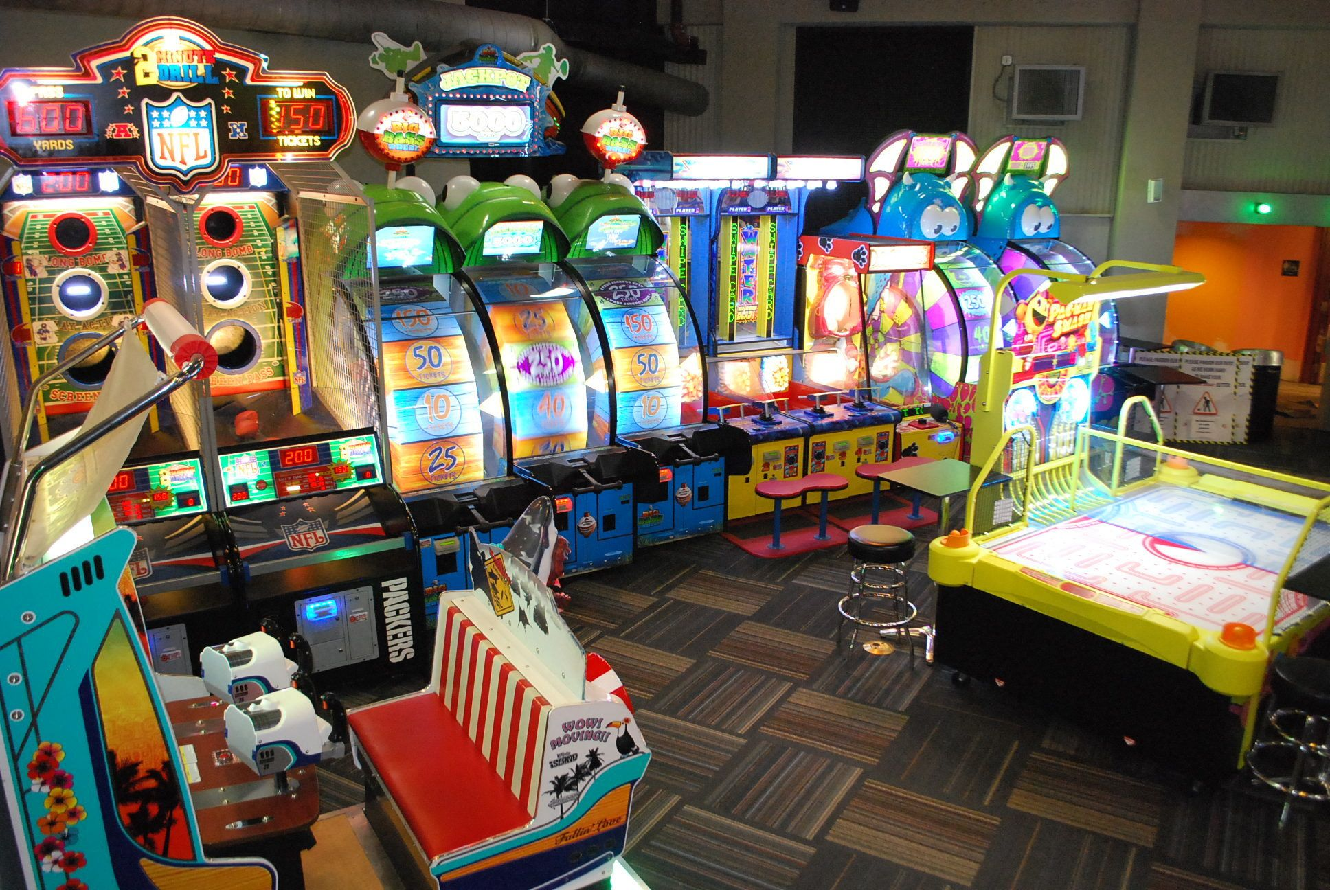 GameTime Miami Video Game Arcade