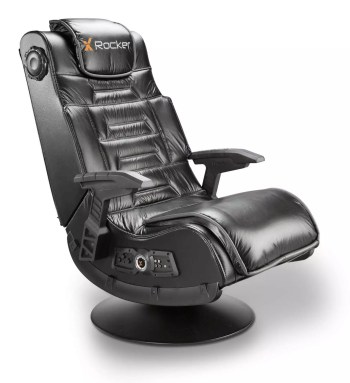 X Rocker 51396 Pro Series Pedestal 2.1 Video Gaming Chair 1