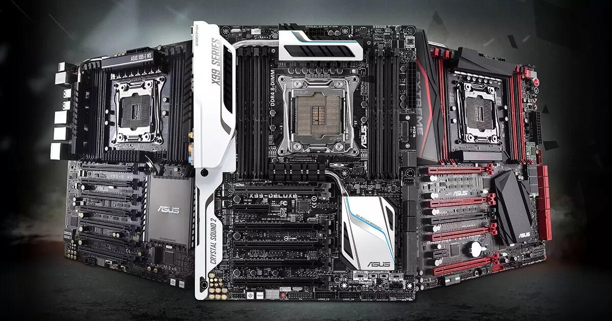 best x99 motherboards