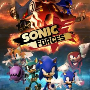 Sonic Forces- Xbox Sign in Account