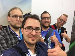 gamescom-Team