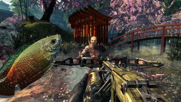 Shadow Warrior erscheint auch für PS4 und Xbox One