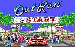 Out Run ist nur einer von fünf Klassikern für den 3DS