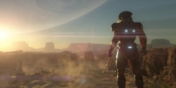 Der Vierte Teil der Mass-Effect-Reihe führt uns in das Andromeda-Sternensystem.