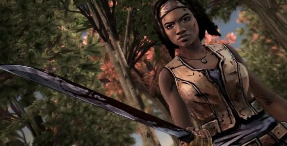 Eine starke neue Holding: Michonne ist genauso ein spannender Charakter wie in der Comic-Vorlage!