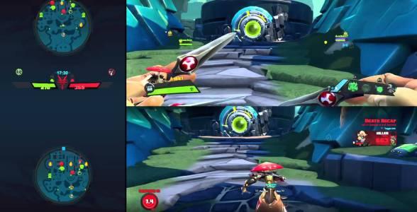 Toll: Splitscreen-Support, auch im Multiplayer. Leider mit technischen Schwächen