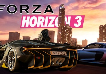 Forza Horizon 3 - Beitragsbild