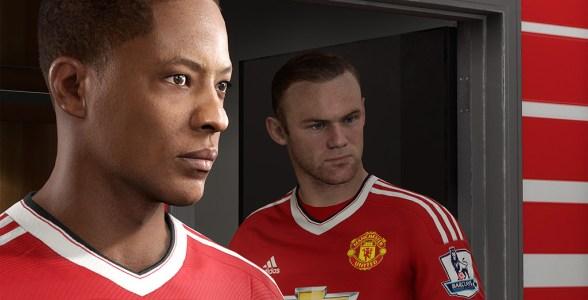 Alex Hunter läuft ausschließlich in England auf. Das findet selbst Wayne Rooney doof.
