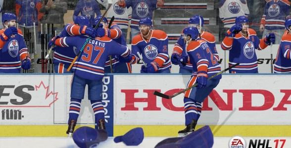 NHL 17 ist dank Verbesserungen das beste Eishockey-Spiel am Markt