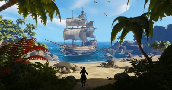 Sea of Thieves - Beitragsbild