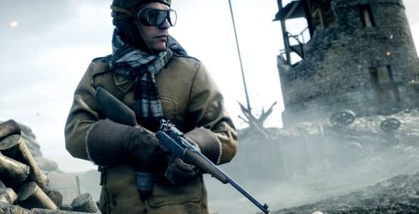 Battlefield 1 hinterleuchtet auch die menschliche Seite der Figuren