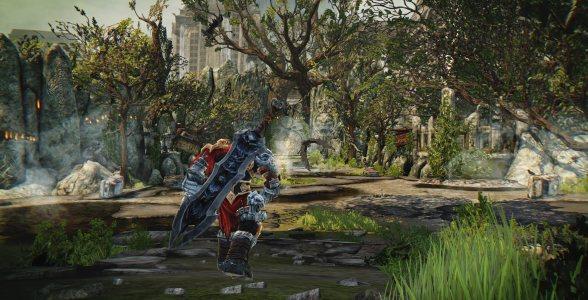 Krieg kehrt mit der Darksiders: Warmastered Edition fulminant zurück