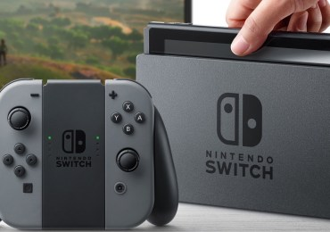 Nintendo Switch - Beitragsbild