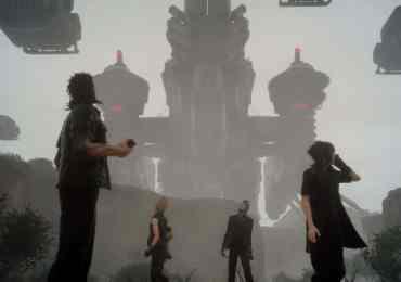 Final Fantasy XV - Beitragsbild