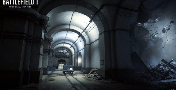 Auf der Seite der Deutschen oder der Franzosen kämpft ihr euch durch die unterirdischen Katakomben von Fort de Vaux.