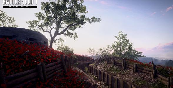 """Die Letzte Map des DLC's hört auf den Namen """"Bruch"""" und führt euch in die Überreste vergangener Panzerschlachten"""