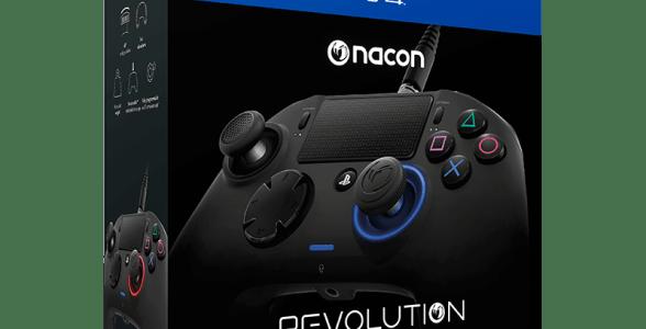 Für knapp 100 Euro schnürt NACON beim Revolution Pro ein gelungenes Paket.