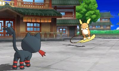 Optisch ordentlich zugelegt: Pokémon Sonne & Pokémon Mond holen alles aus dem 3DS heraus!