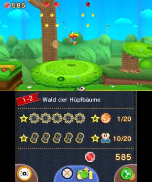 Poochy & Yoshis Woolly World - 2