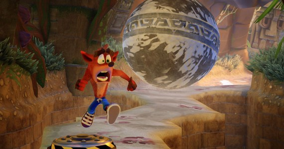 Crash Bandicoot N.Sane Trilogy - Beitragsbild