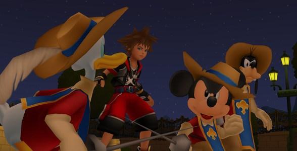 In Kingdom Hearts 2.8 feiern wir ein Wiedersehen mit einigen alten Bekannten