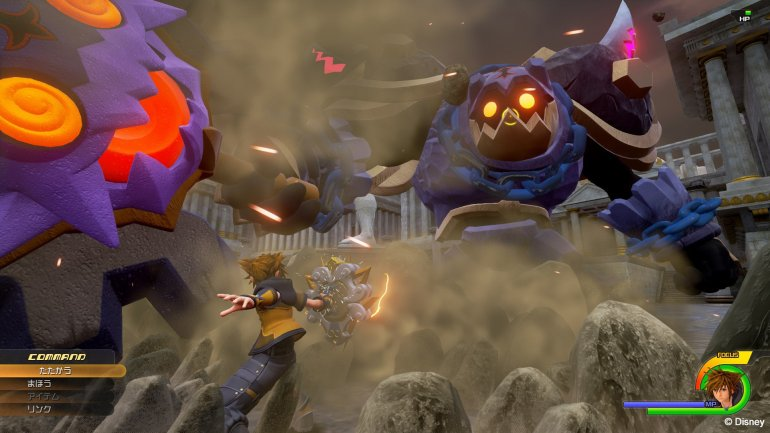 Kingdom Hearts 3 - Beitragsbild