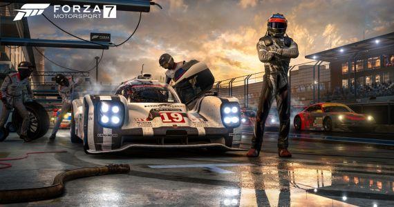 Forza 7 - Beitragsbild