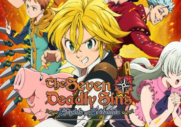 The Seven Deadly Sins Knights of Britannia