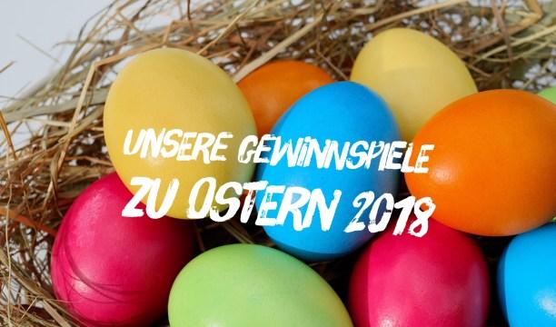 Ostergewinnspiele 2021