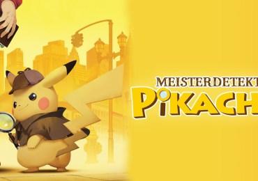 Meisterdetektiv Pikachu