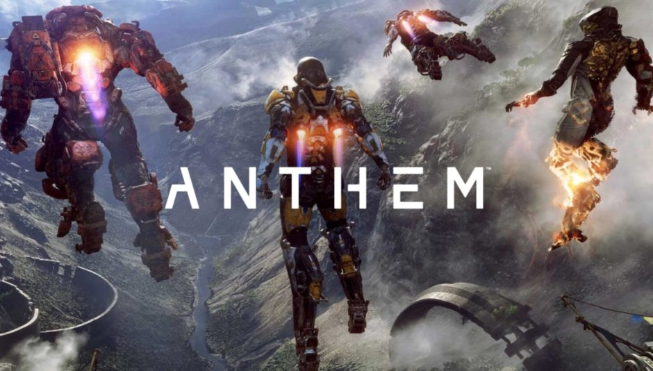 Anthem Patch