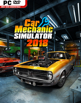 Car Mechanic Simulator 2018 (3DVD) - PC-0
