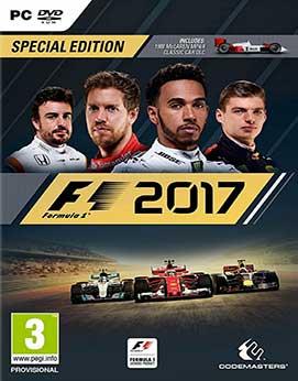 F1 2017 (9DVD) - PC-0