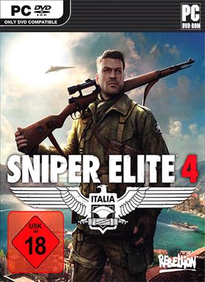 Sniper Elite 4 (13DVD) - PC-0