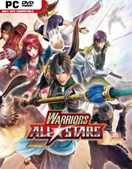 Warriors All - Stars (5DVD) - PC-0