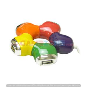 USB Hub 4 Port (Doughnut)-0