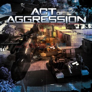 Act of Aggression (3DVD) - PC-0