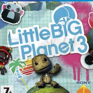 Little Big Planet 3 - Reg3 - PS4