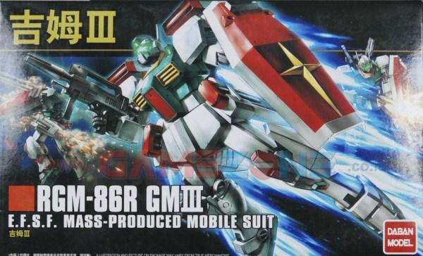 Gundam RGM-86R GM III (HG) -0
