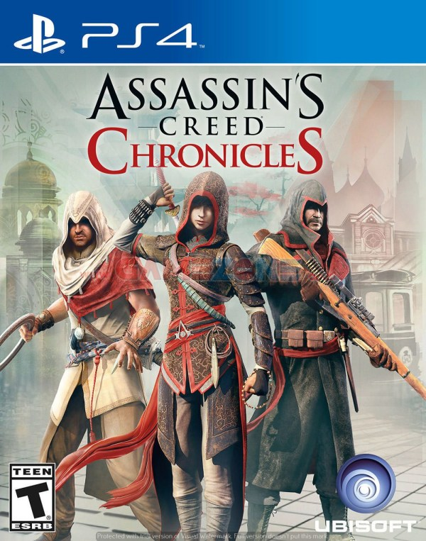 Assassin's Creed Chronicles - Reg1 - PS4-0