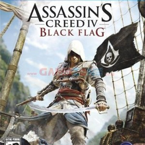 Assassin's Creed IV Black Flag - Reg2 - PS4-0