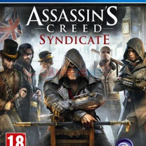 Assassin's Creed Syndicate - Reg2 - PS4-0