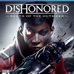 Dishonored: Death of the Outsider - Reg2 - PS4-0