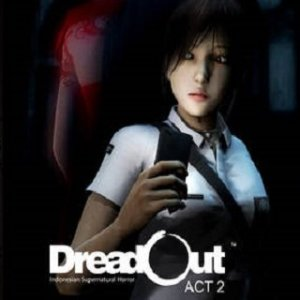 DreadOut Act II (DVD) - PC-0