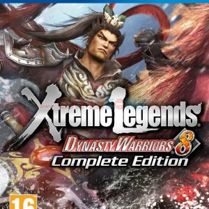 Dynasty Warriors 8: Xtreme Legends Complete Ed. - Reg2 - PS4-0