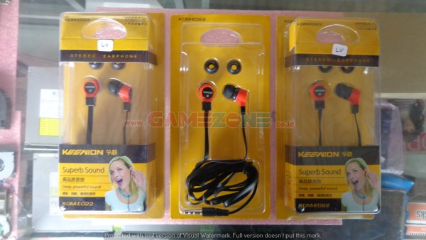 Earphone Keenion KDM - E022-0