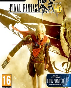 Final Fantasy Type-0 HD (6DVD) - PC-0