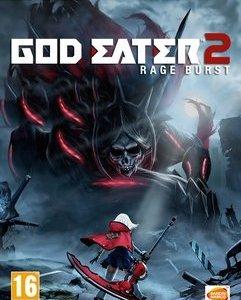 God Eater 2: Rage Burst (4DVD) - PC-0